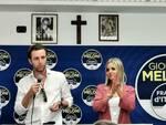 Marco Rusconi e Benedetta Cicala di Per un'altra Santa Croce
