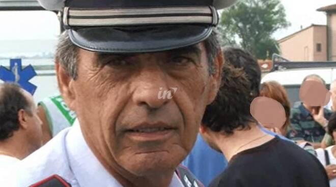 Mario Citi, comandante della polizia municipale di santa maria a monte in pensione morto oggi 17 dicembre 2020