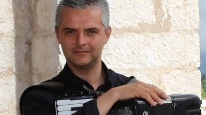 Massimo Signorini fisarmonica
