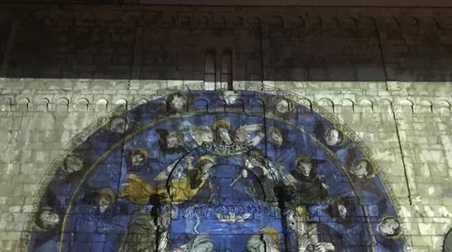 Natività di Luca Della Robbia Barga