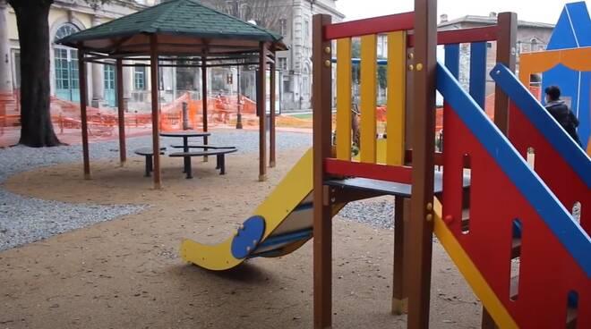 parco piazzale san donato