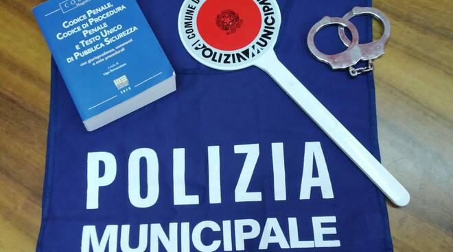 polizia municipale Altopascio Italo Pellegrini
