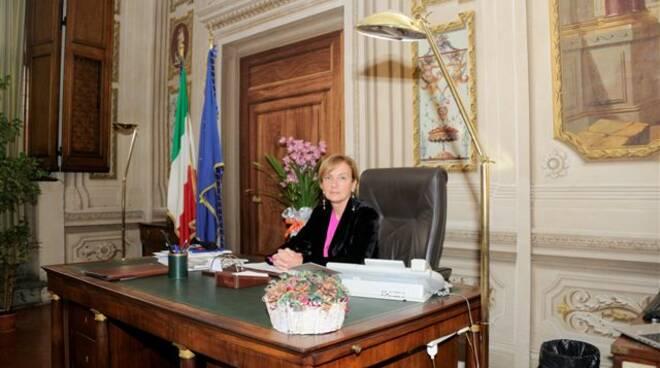 Prefetto di Firenze Alessandra Guidi
