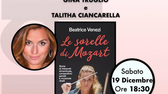 presentazione libro Beatrice Venezi