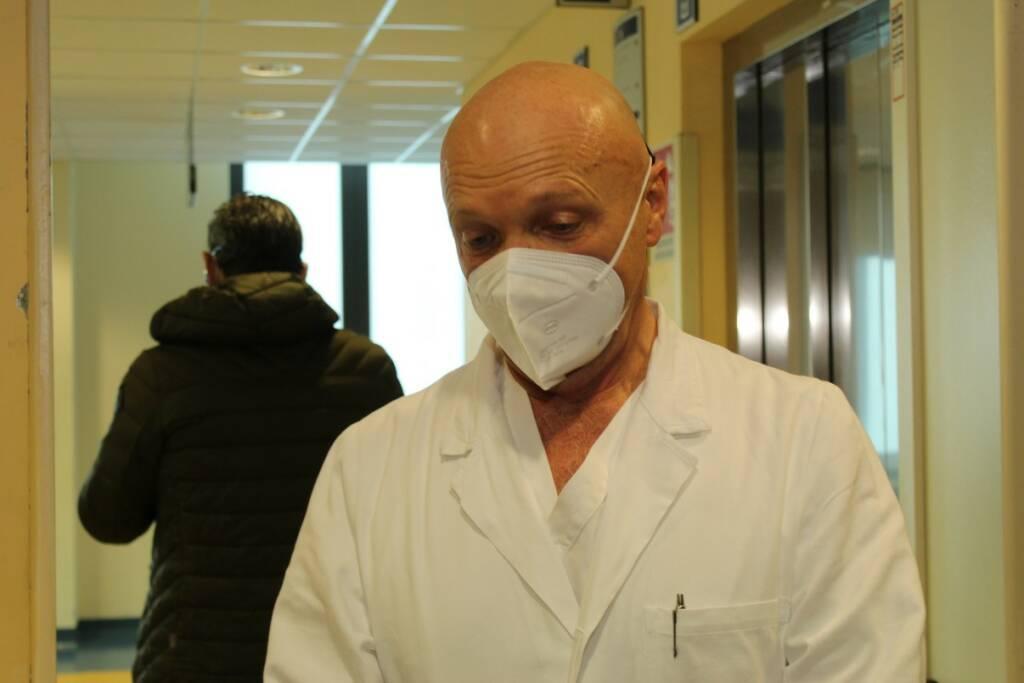 primi vaccinati contro il coronavirus al san luca