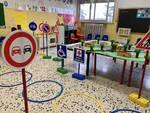 progetto di educazione stradale nella scuola di villa campanile