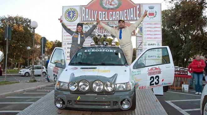 Rally del Carnevale 2017 D'Arciò
