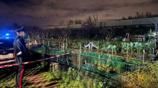 resti umani saponificati vicino a Sollicciano