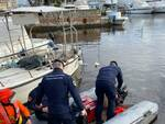 ricerche nel canale guardia costiera viareggio