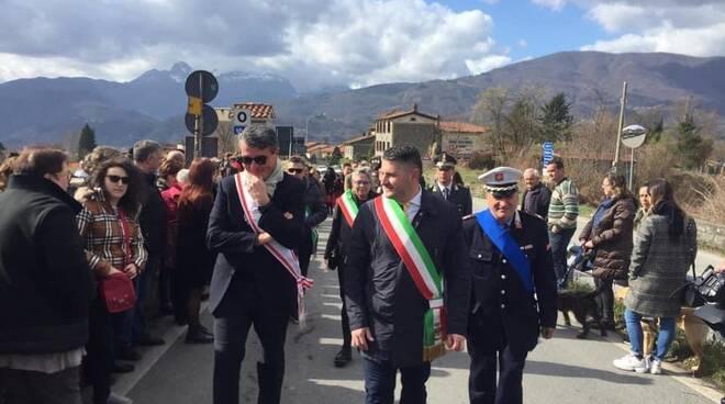 strade rosa a Campori Castiglione Garfagnana