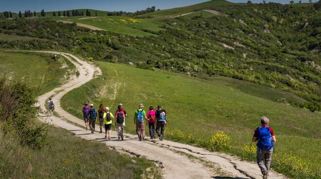 trekking guida ambientale escursionista
