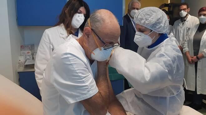 Vaccini Covid Firenze, Prato, Pistoia, Empoli