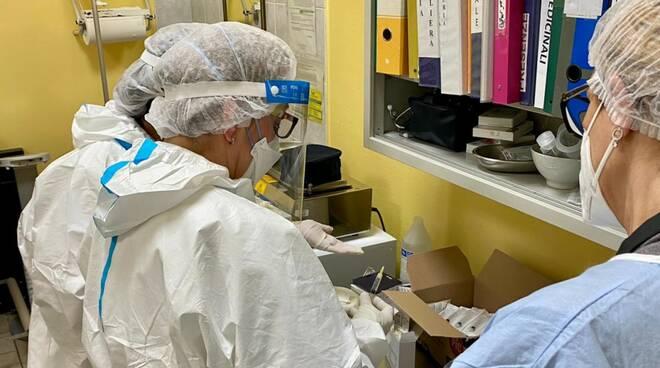 Vaccino covid casa di riposo meacci