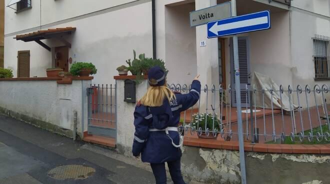 via delle porte san romano