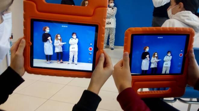 video educazione civica istituto comprensivo Lucca 7