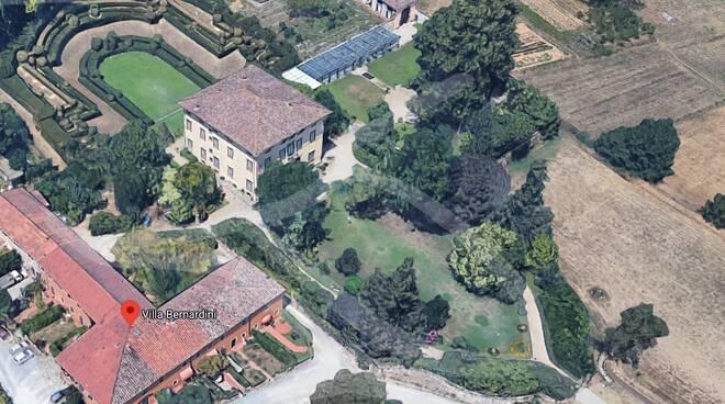 villa bernardini vicopelago
