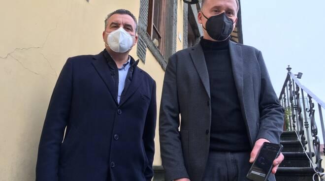 wifi hotspot Leonardo Fornaciari Simone Giannini Porcari