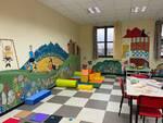 Aula Cre-attiva scuola elementare di Spianate