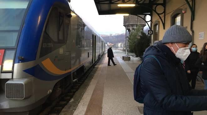 Baccelli in visita a Castelnuovo Garfagnana