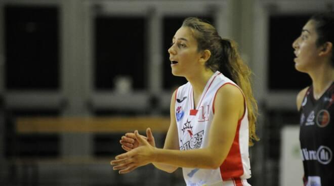 Basket Le Mura gara basket femminile