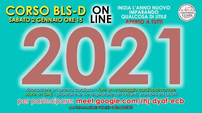 blsd on line corso