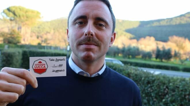 campagna tesseramento Difendere Lucca