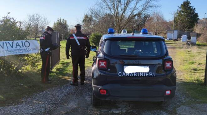 carabinieri sorano