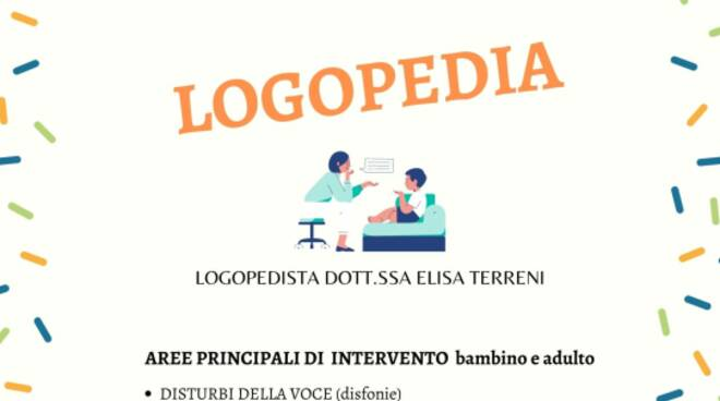 Nuovo servizio di Logopedia Al Poliambulatorio R.A.Mi ad Altopascio ad un prezzo agevolato!