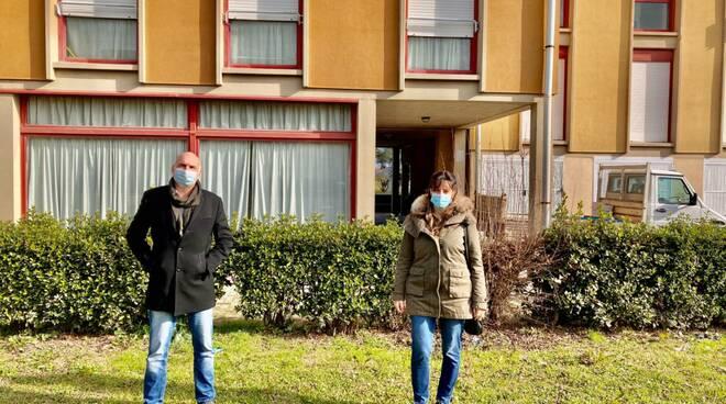 centro sociale via Aldo Moro castelfranco di sotto