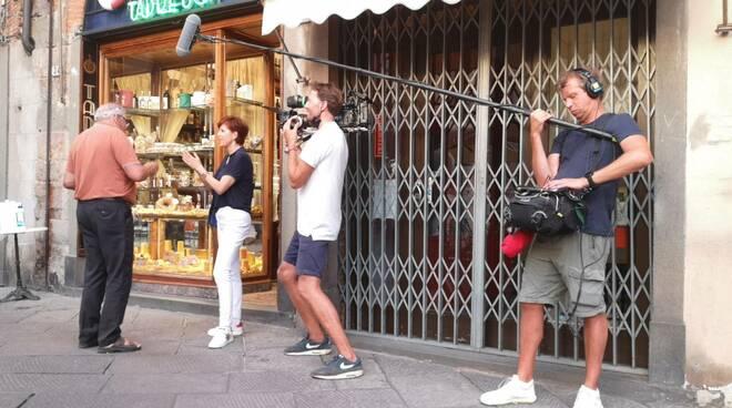 Chazia Puccini documentario Paesi Bassi