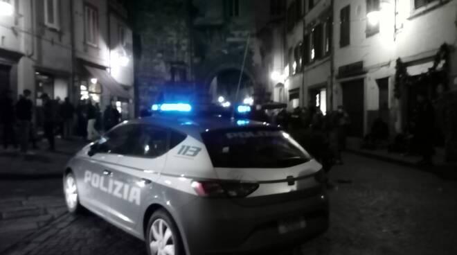 controlli polizia porta dei borghi