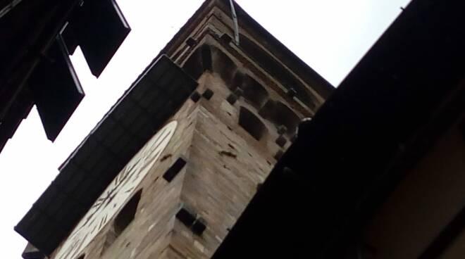 danni maltempo torre delle ore lucca