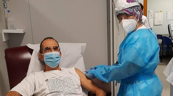 direttore dell'area pediatria aziendale ospedale Versilia Luigi Gagliardi