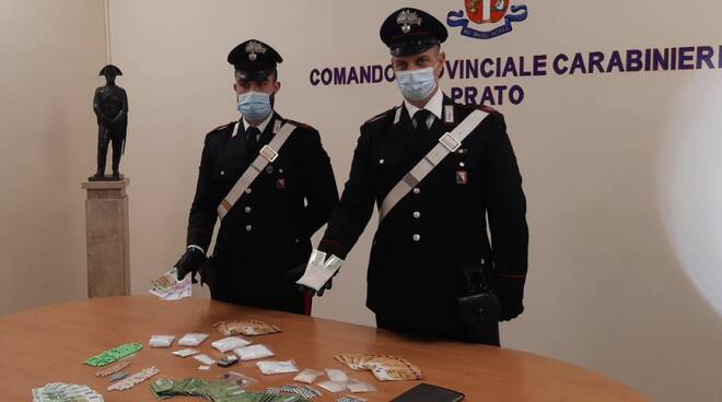 droga dello stupro arresto a Prato