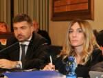 Enrico Torrini Cristina Consani consiglieri gruppo misto Comune di Lucca