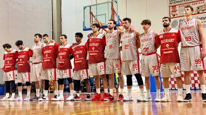 Etrusca San Miniato basket serie B
