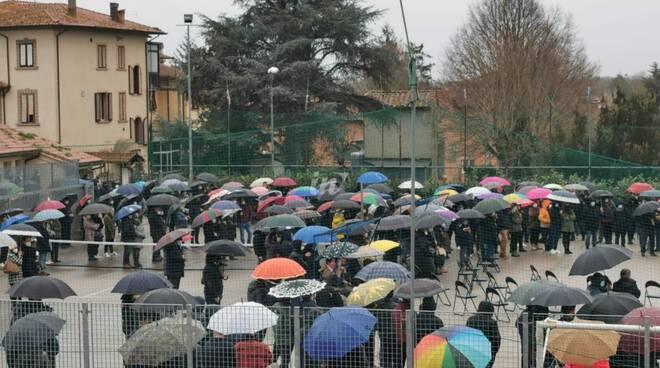 Funerale Stefano Masi