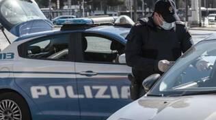 controlli covid polizia