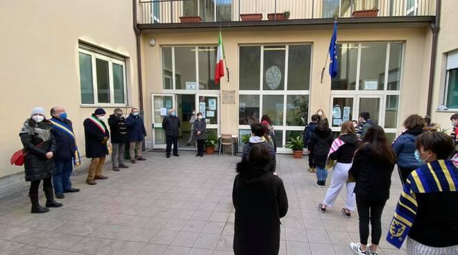 Giornata della Memoria 2021 Castelnuovo Garfagnana scuola