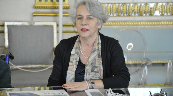 Ilaria Vietina assessore all'istruziuone Lucca