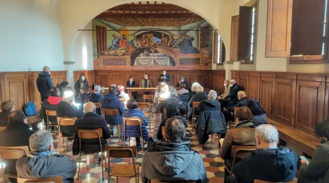 Inaugurazione consultorio familiare diocesano San Miniato