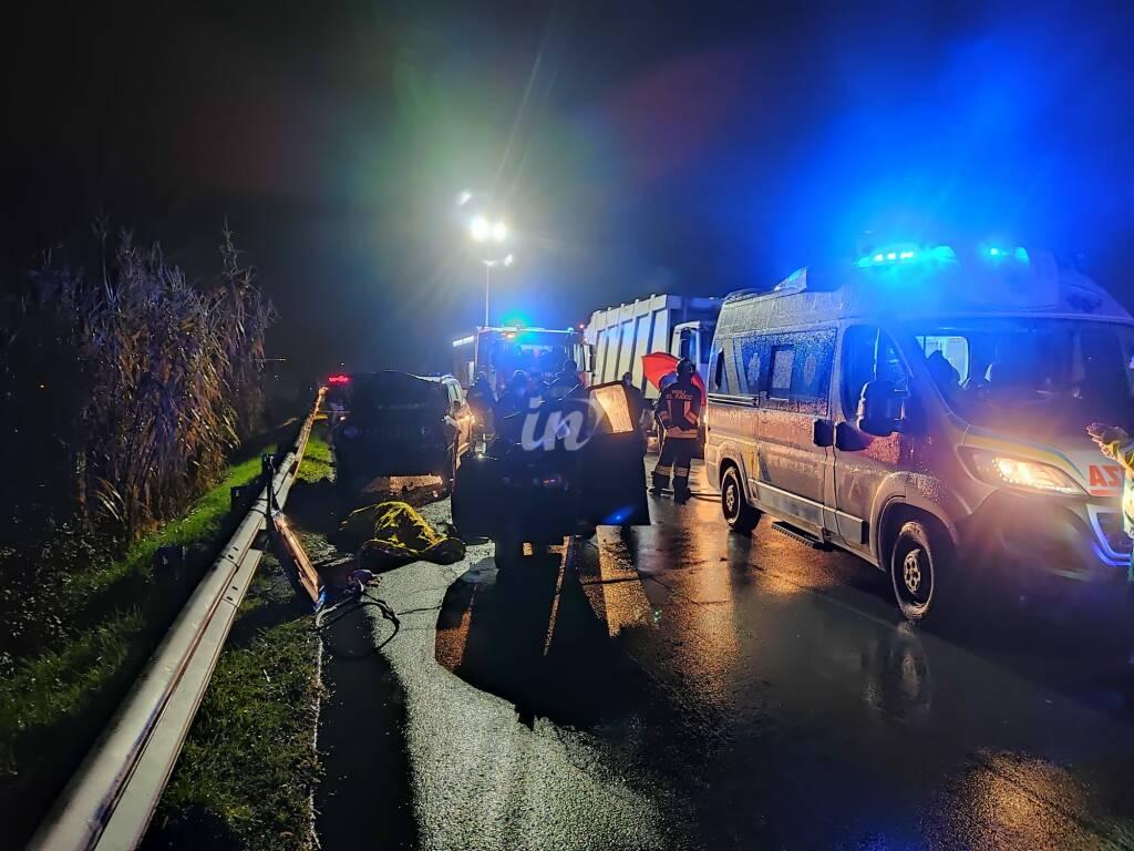 Incidente mortale a San Miniato Basso, 5 gennaio 2021
