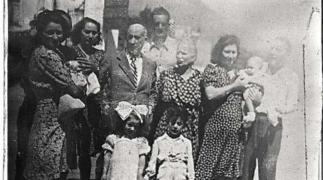 La famiglia di Luciana Pacifici