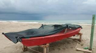 maltempo mareggiata mare foto di Letizia Tassinari