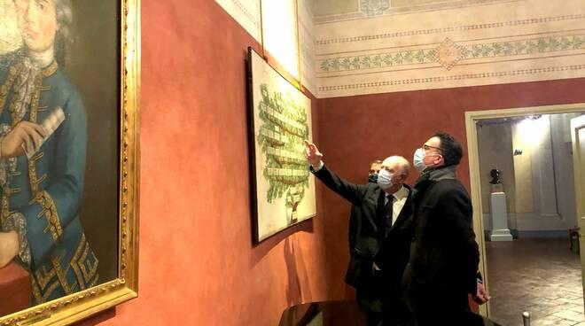 Michele Conti Puccini Museum visita Pisa Lucca