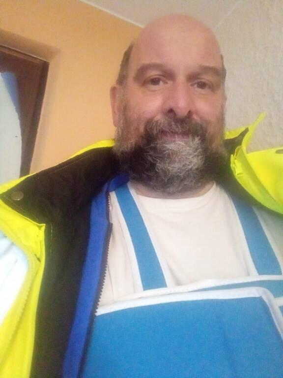 Michele Giannini lussazione frattura