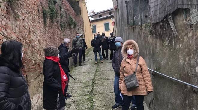 Montopoli nel cuore progetto Sottofossi itinerario paesaggistico