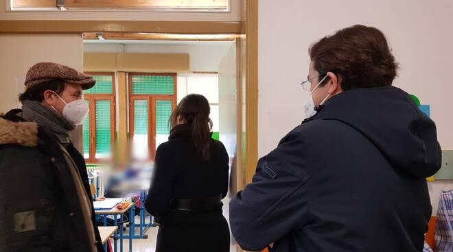 Nardini scuola in presenza