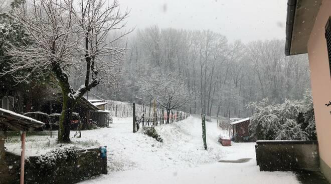 neve Barga gennaio 2020