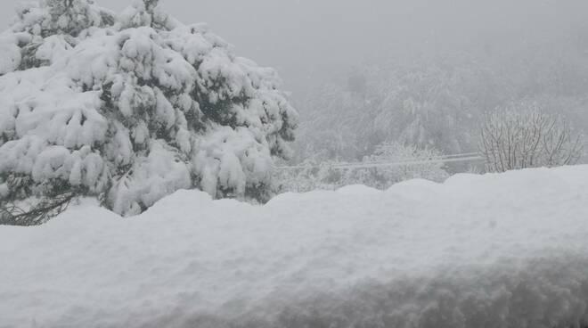neve Cune montagna